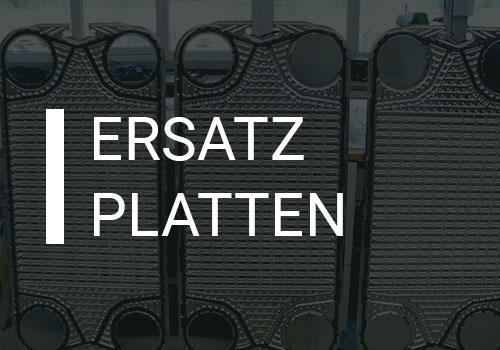 Ersatzteile: Ersatzplatten für Plattenwärmetauscher