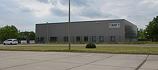 AKK Service-Stützpunkt Merseburg