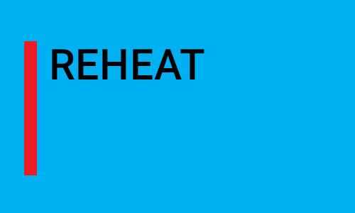 Reheat Heat Plate Exchangers